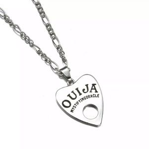 "Ouija Planchette ""Mystifying Oracle"" Necklace"